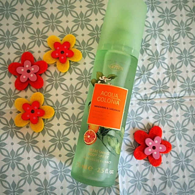 Acqua Colonia Mandarine & Cardamom Body Spray