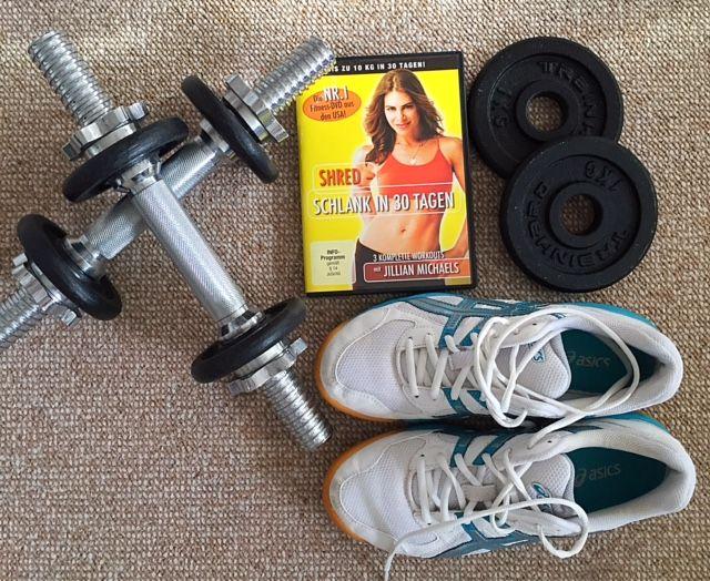 Fitnessstudio @ home