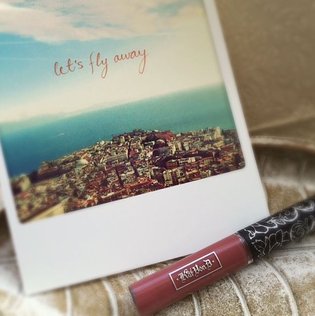 Kat von D Liquid Lipstick in Lolita