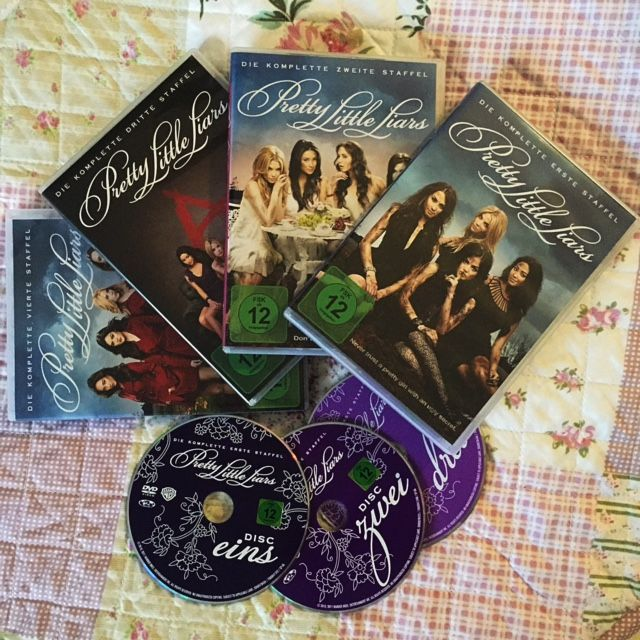 Pretty Little Liars DVDs
