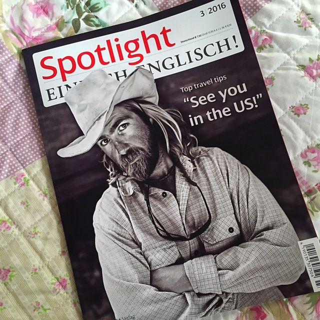 Die März-Ausgabe der Spotlight