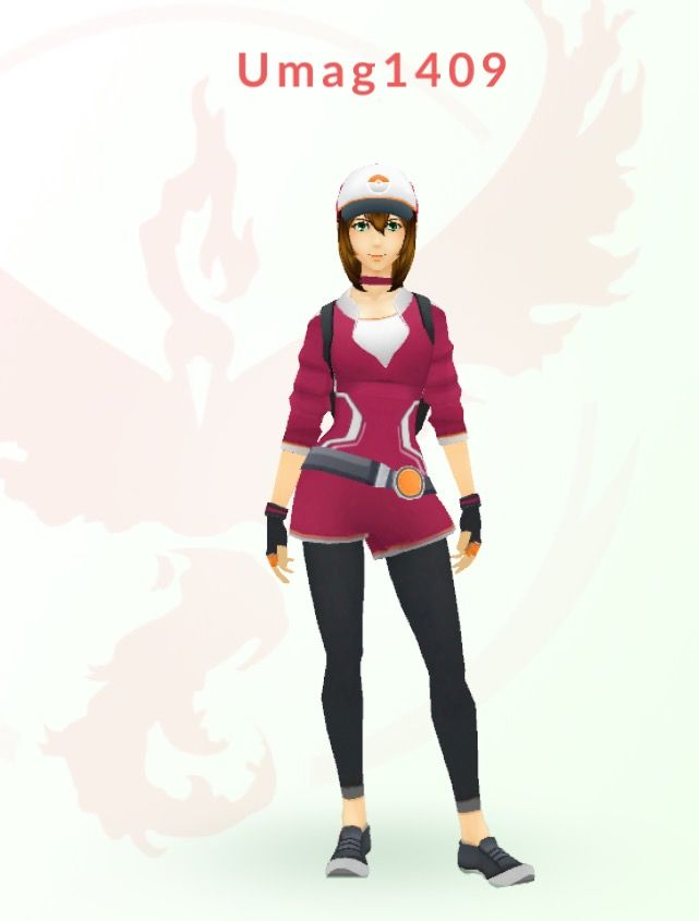Myself im Traineroutfit