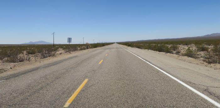 Weites Land - Historic Route 66 in Kalifornien